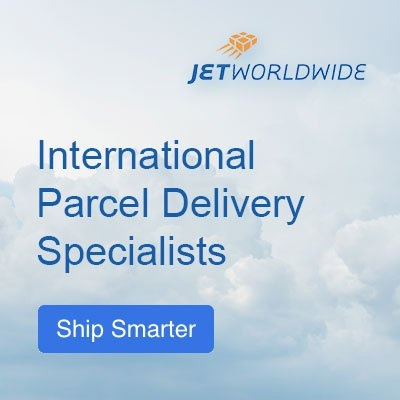 jet world wide international parcel delivery specialists