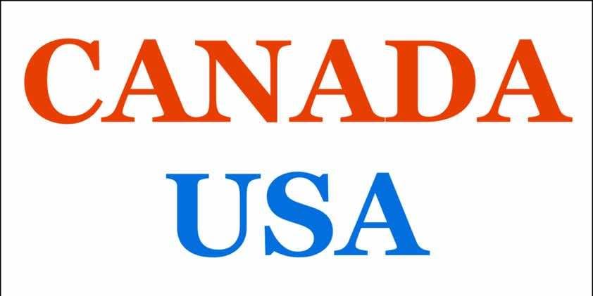 CANADA-USA