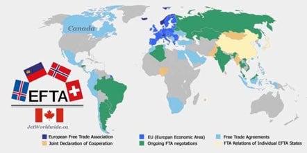 EFTA-Canada-free-trade