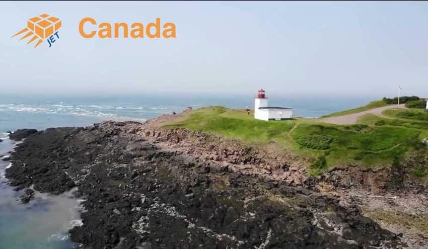 Jet-shipping-Canada-eastern-seaboard