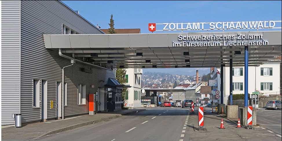 SWITZERLAND-LAND-BORDER-CROSSING