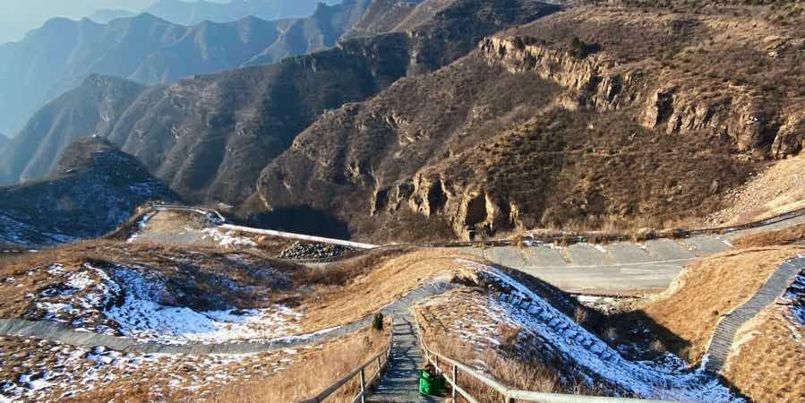 china-mountain-range