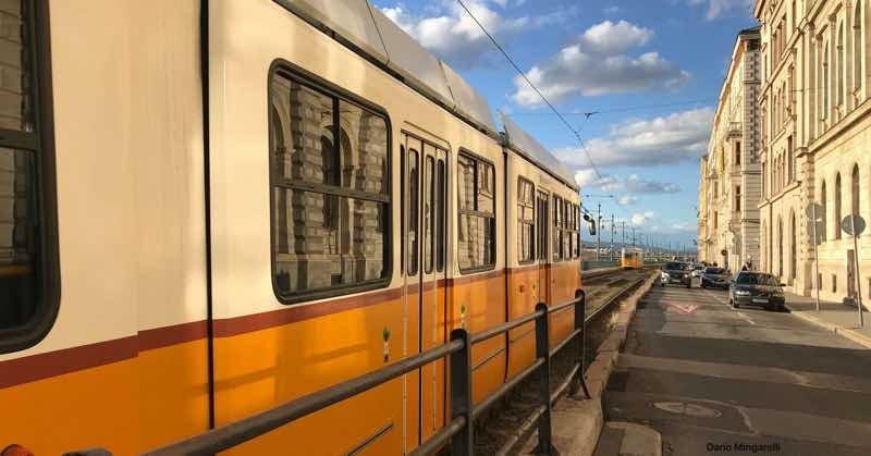 hungary-streetcar