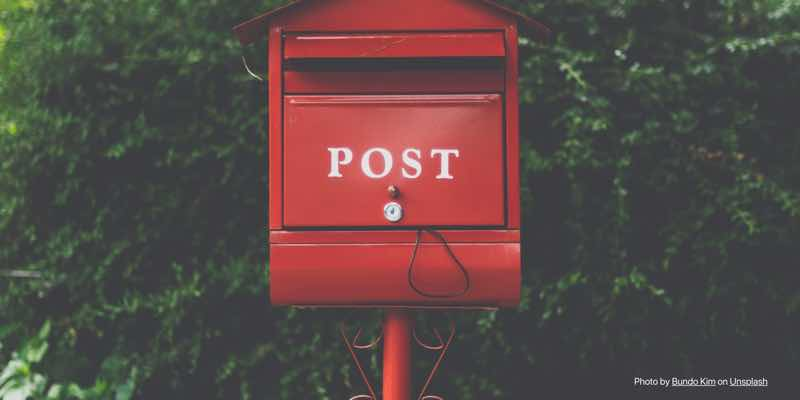 post-box-red