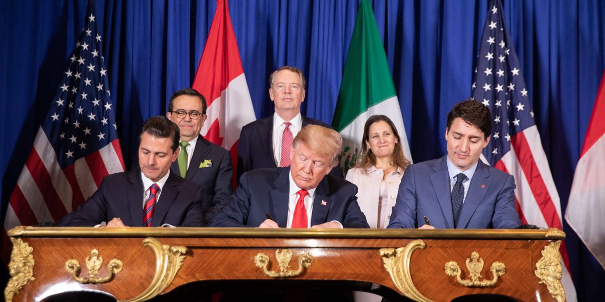 New NAFTA: Consensus in Washington!