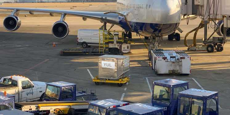 International Shipping During Coronavirus Restrictions