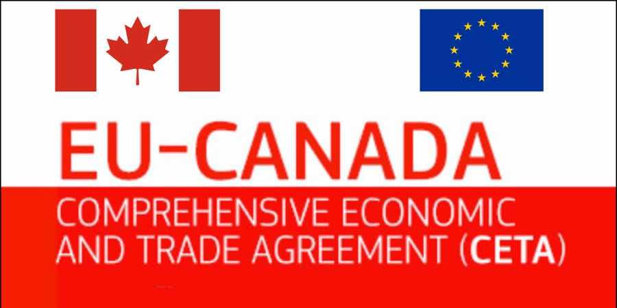 Expédition entre l'UE et le Canada : les avantages de l'AECG
