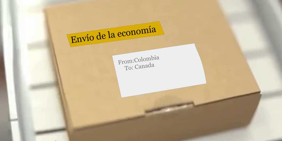 Shipping Canada from Colombia: Things to consider